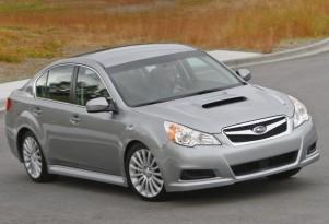 Subaru, Honda, Infiniti Top ALG Residual Value Awards
