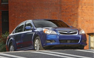 SI-Drive Loved But Underappreciated…And Gone From The 2010 Subaru Legacy