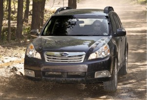 Subaru Launches An Interactive Virtual Brochure For 2011 Outback