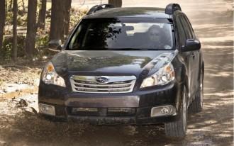 Subaru Launches An Interactive Virtual Brochure For 2011 Outback