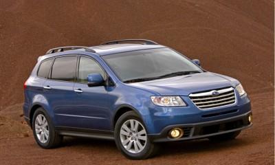 2010 Subaru Tribeca Photos