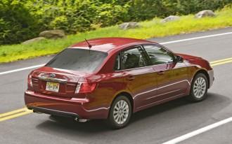 2010 Subaru Impreza: Perfect For The Perpetually Snowbound