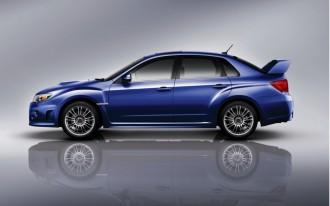2011 Subaru Impreza WRX STI: Driven