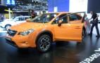 Subaru XV Live Photos: 2011 Frankfurt Auto Show