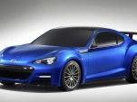 2011 Subaru BRZ Concept - STI