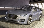 Subaru Advanced Tourer concept: 2011 Tokyo Motor Show