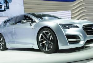 2011 Subaru Advanced Tourer Concept