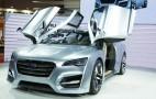 2011 Subaru Advanced Tourer Concept Live Photos: 2011 Tokyo Motor Show