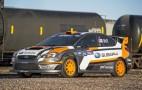 Subaru Shows Off 580-HP WRX STI VT15x For 2015 Global Rallycross Season