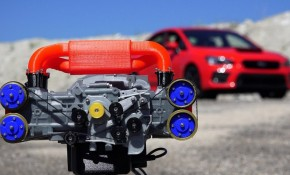 Engineering Explained looks at Subaru boxer engine