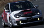 Subaru prepping WRX STI to take on 24 hours at the 'Ring
