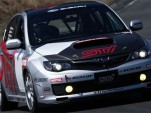 Subaru's 24-hour Nurburgring STI racer