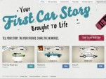 Subaru's FirstCarStory.com