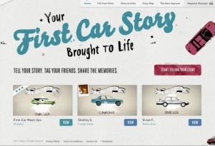 Love Or Hate Your First Car? Share Your Story On Subaru's FirstCarStory.com