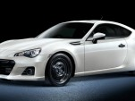 Subaru's Japan-only BRZ RA Racing