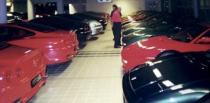Sultan of Brunei's car collection