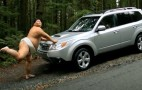 Subaru Canada Ditches Skinny Supermodels, Goes Sumo