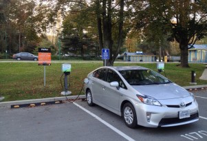 E-Mazing Race III: Electric Cars Compete On Recharging In Multiple Locations