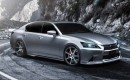 Supercharged 2013 Lexus GS 350 F Sport concept