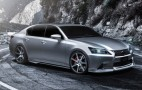 "Lexus Trademarks ""GS F"" With US Patents And Trademark Office"
