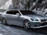 Supercharged 2013 Lexus GS 350 F Sport concept