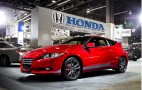 Supercharged CR-Z Concept Highlights Honda's SEMA Lineup