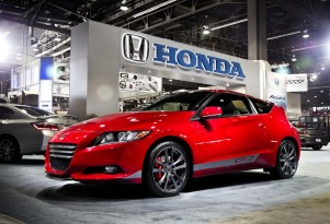 Honda Presents Supercharged CR-Z Hybrid Hatch At SEMA Show