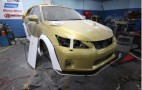 Supercharged Lexus CT 200h By Fox Marketing: 2011 New York Auto Show Preview