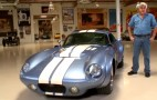 Shelby Brock Daytona Coupe Races Into Jay Leno's Garage: Video