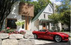 Buy An Awesome House, Get A Jaguar F-Type For Free