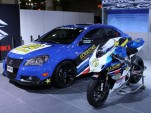Suzuki Apex Concept live photos