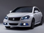 Suzuki Kizashi EcoCharge Concept