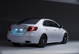 Suzuki Kizashi EcoCharge Concept Hybrid: 2011 NY Auto Show