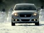 Suzuki Kizashi vs. Wicked Weather