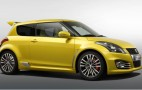 Suzuki Swift S-Concept: 2011 Geneva Motor Show