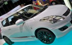 Suzuki Swift Sport Live Photos: 2011 Frankfurt Auto Show