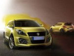 Five-Door Suzuki Swift Sport