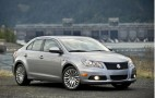 Suzuki Kizashi Will Receive Update This Fall