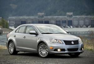 2010 Suzuki Kizashi Rates 5 Stars In NHTSA Test