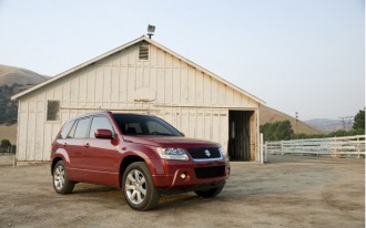 Driven: 2010 Suzuki Grand Vitara