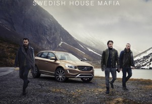Swedish House Mafia star in Volvo's ad campaign for the 2014 XC60