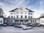 Swiss castle collection of cars