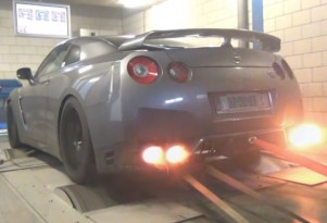 Switzer E1K Nissan GT-R hits 1,212 horsepower on the dyno