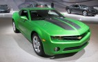 2010 Camaro Synergy Green Special Edition Unveiled
