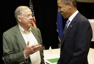 Mississippi's Barbour Accuses Obama Of Inflating Gas Prices