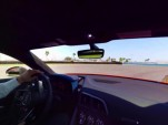 Take a lap around Daytona in the 2017 Audi R8 V10 Plus with a 360-degree view