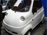 Takeoka Jidosha Kogei Ltd's T10 electric minicar