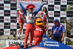 Takuma Sato, 2017 Indy 500 Champion