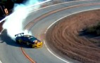 Video: Tanner Foust Drifts Mulholland Drive In 600-HP NASCAR-Powered Scion