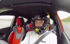 2014 Ford Fiesta ST Laps Nürburgring With Tanner Foust: Video